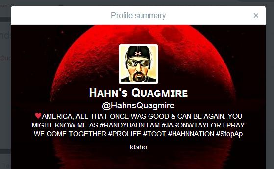 Hahn's quagmire