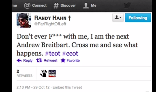 randy says he is breitbart